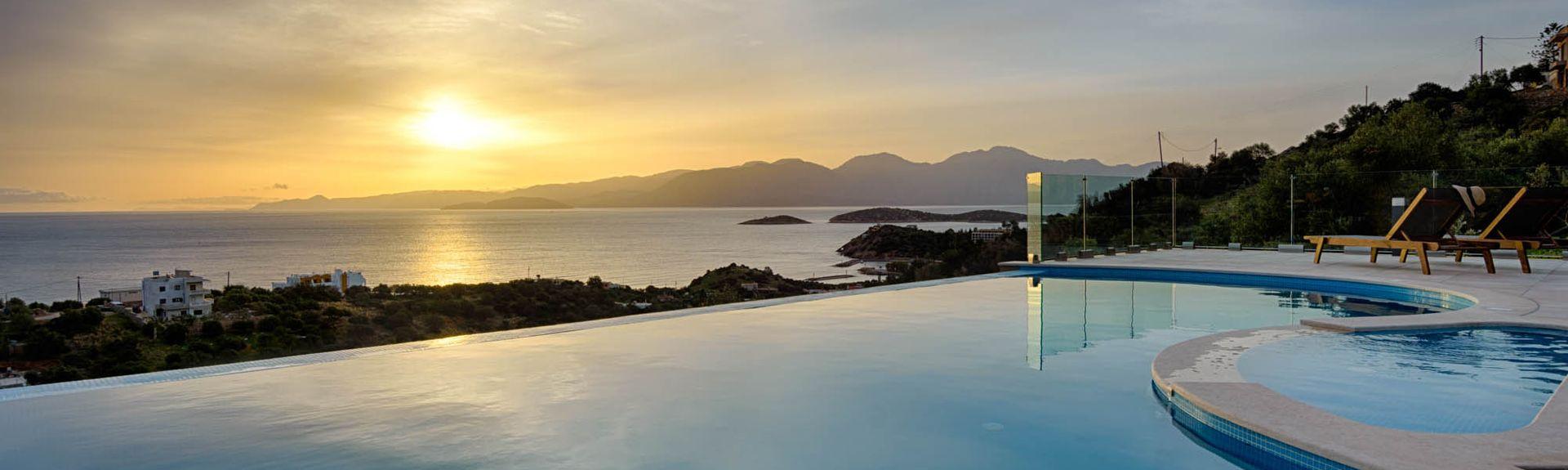 Plage de Stalis, Stalida, Crète, Grèce