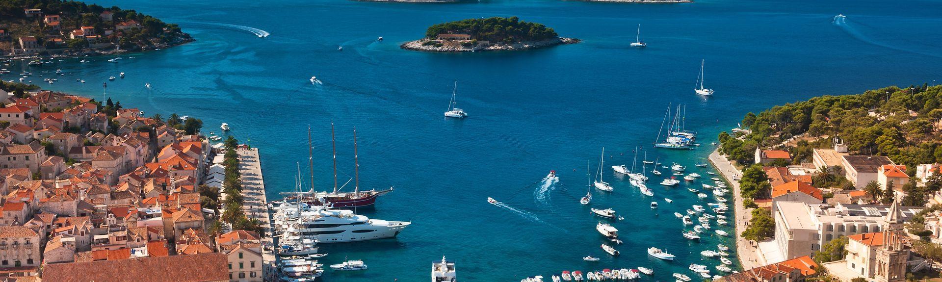 Hvar Island, Split-Dalmatia, Croatia