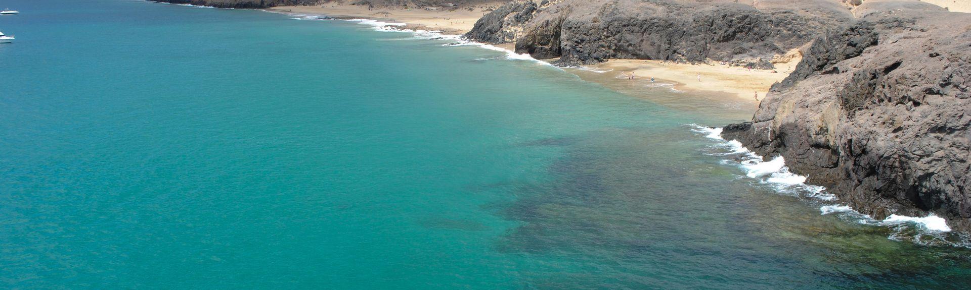 Femes, Yaiza, Ilhas Canárias, Espanha