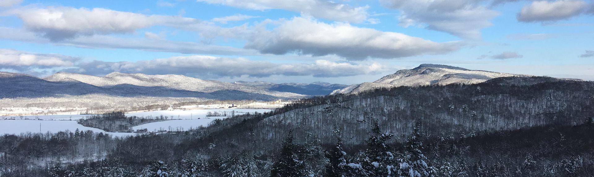 Hickory Ski Center, Warrensburg, Nova Iorque, Estados Unidos