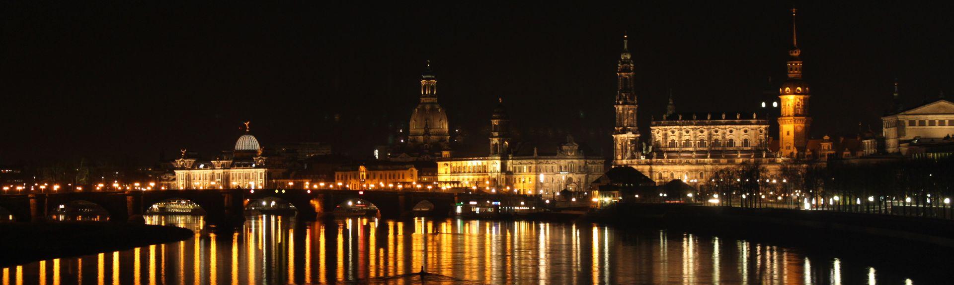 Hosterwitz, Dresden, Sachsen, Deutschland
