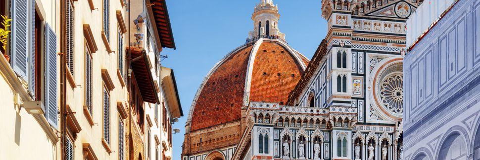 San Giovanni, Florenz, Toskana, Italien