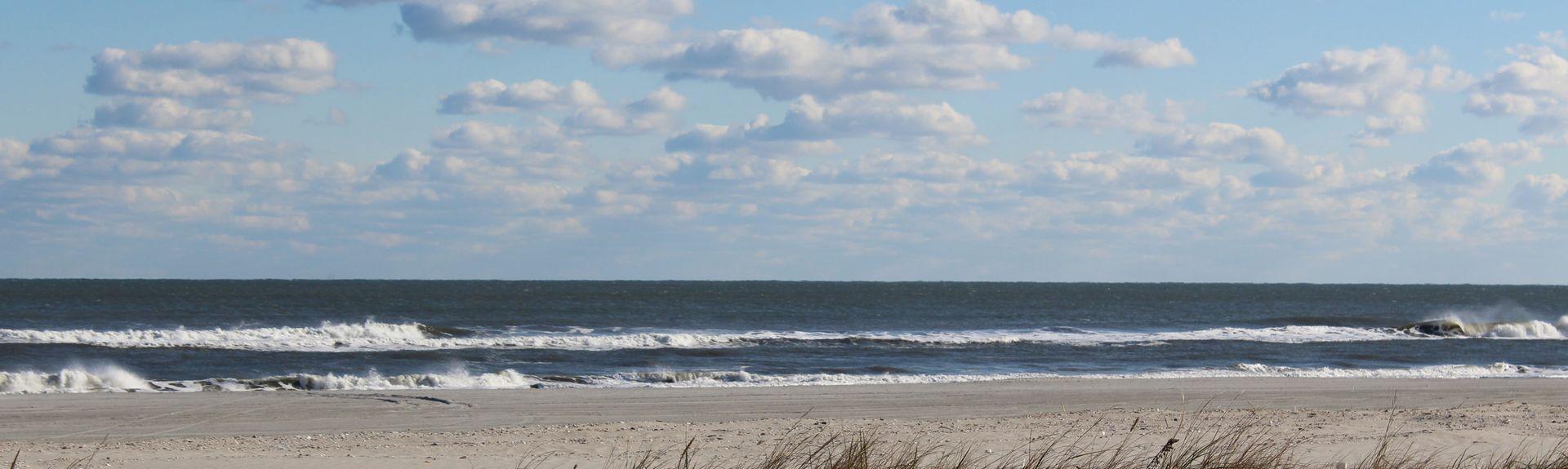South End, Ocean City, New Jersey, États-Unis d'Amérique