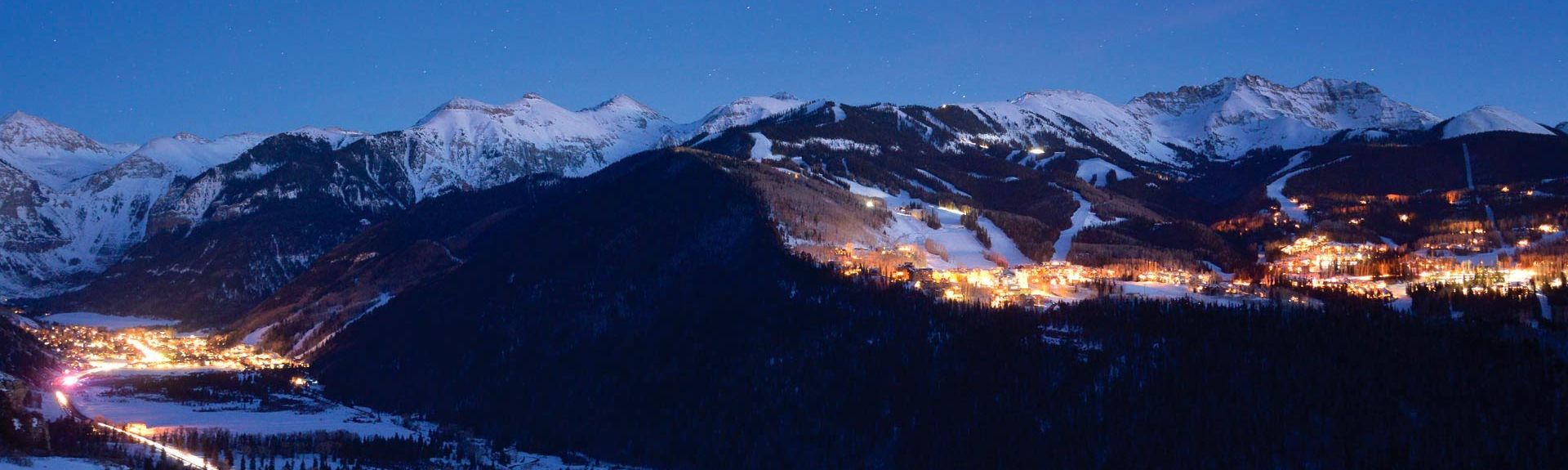 Telluride Ski Resort, Mountain Village, CO, USA
