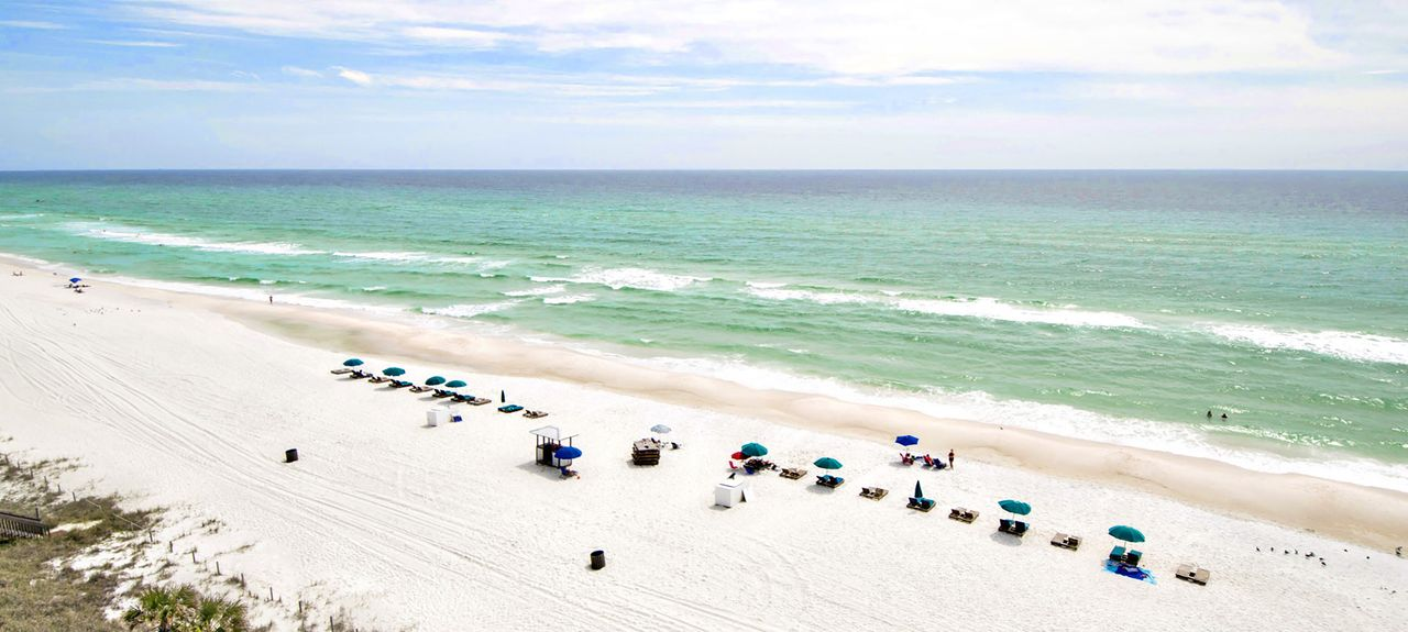 El Centro Beach, Panama City Beach, Florida, United States