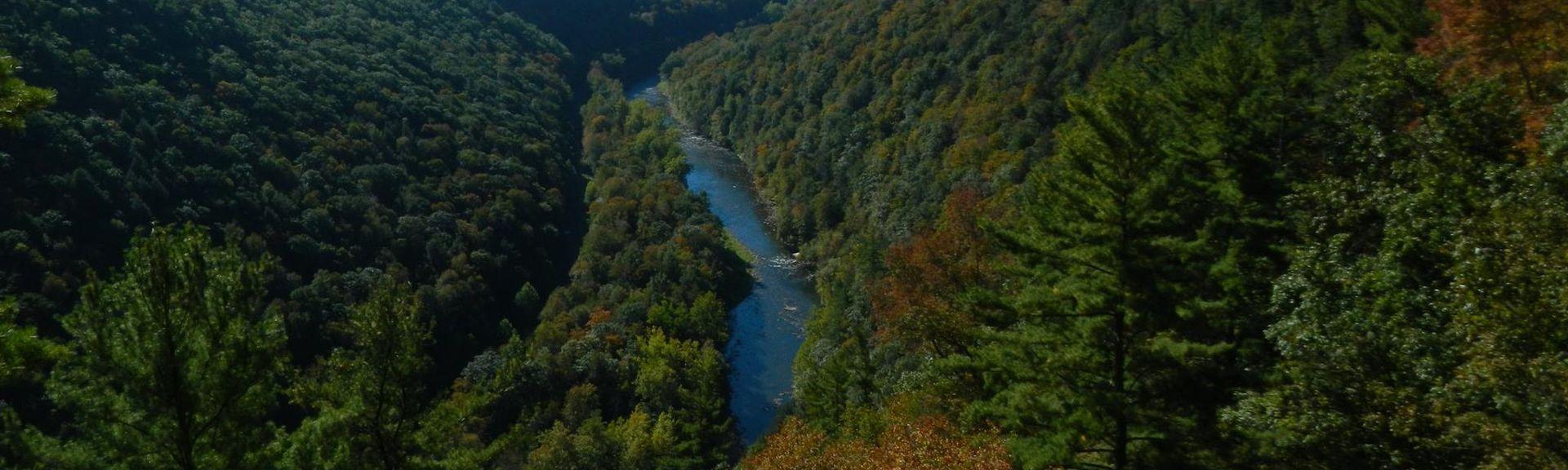 Tioga County, Pennsylvania, United States of America