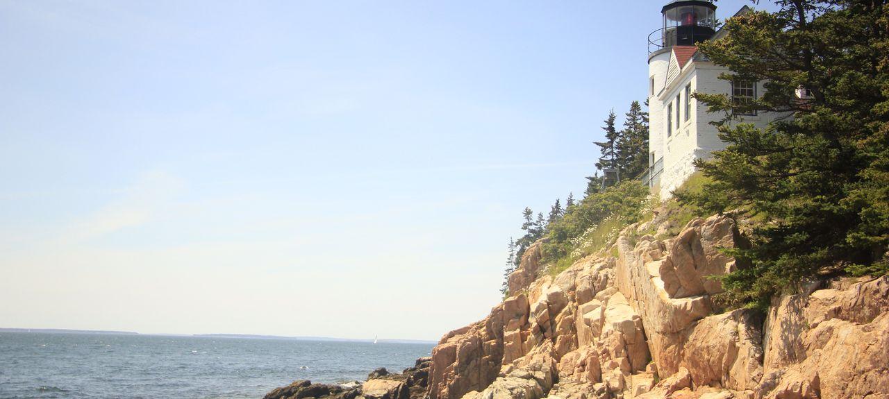 Branch Lake, Ellsworth, Maine, United States