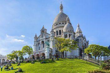 Montmartre, Paris, Iha-de-França, França