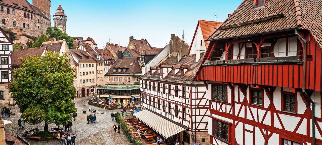 District de Moyenne-Franconie, Bavière, Allemagne
