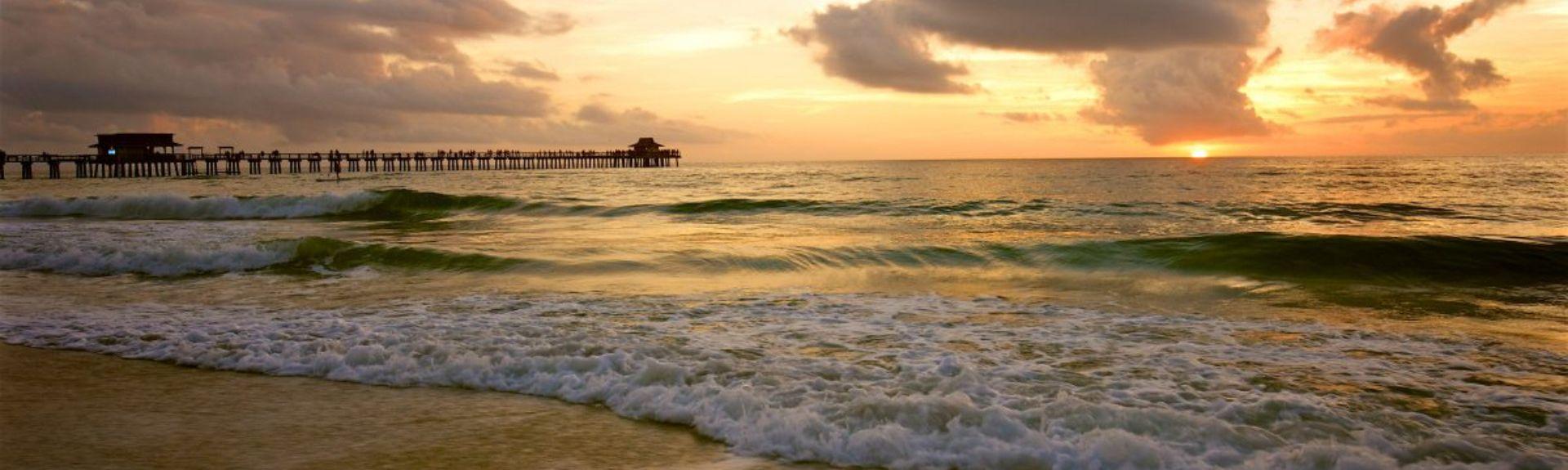 Anglers Cove, Marco Island, Florida, United States of America