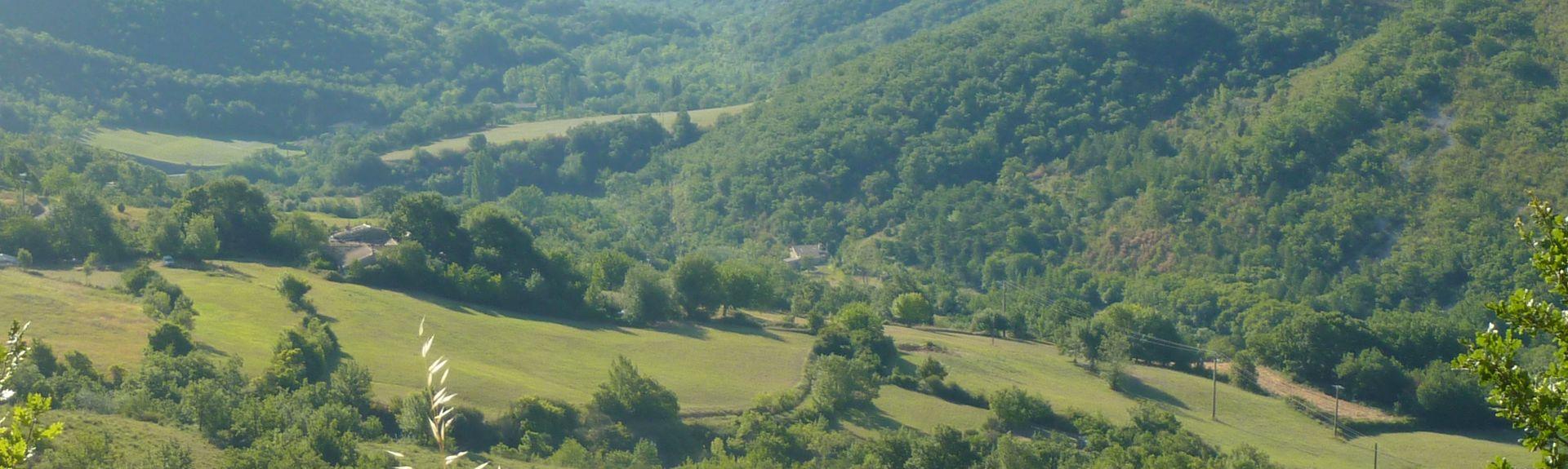 Saint-Jean-le-Centenier, Ardeche (department), France