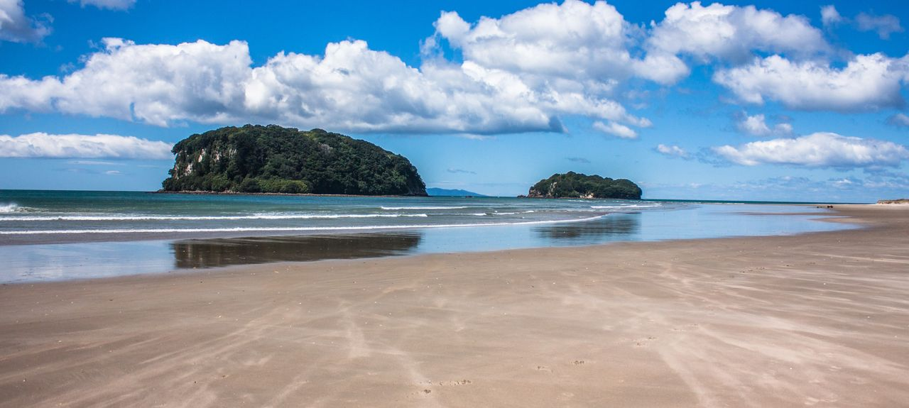 Whangamata, North Island, New Zealand