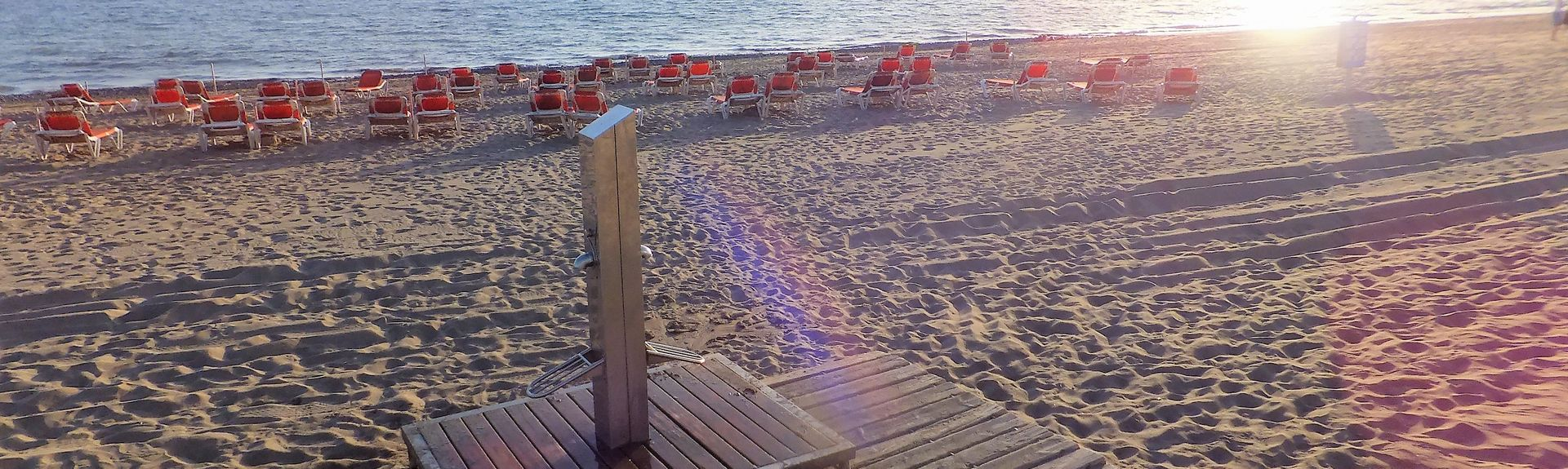 Sonnenland, Maspalomas, Kanariøyene, Spania