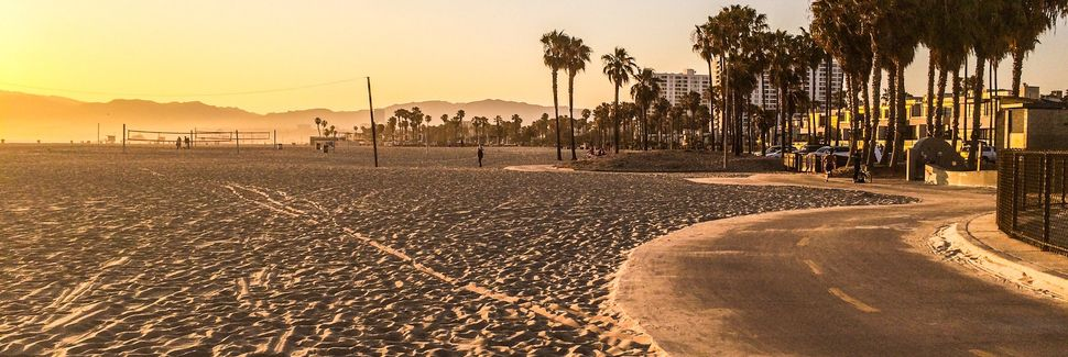 Venice Beach, Los Angeles, California, Stati Uniti d'America
