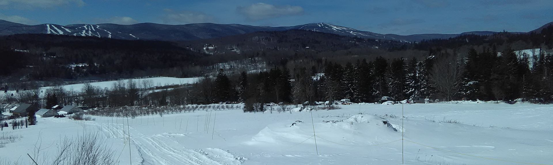 Berkshire East Ski Resort, Hawley, Massachusetts, United States