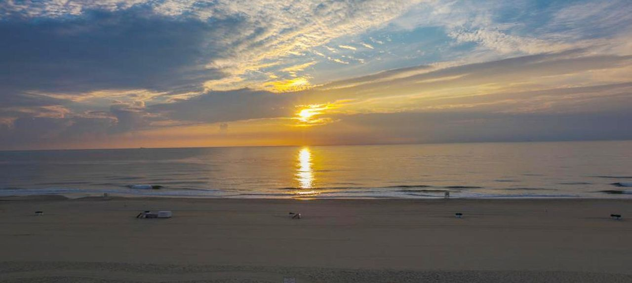 Sandbridge Beach, Virginia Beach, Virginie, États-Unis d'Amérique