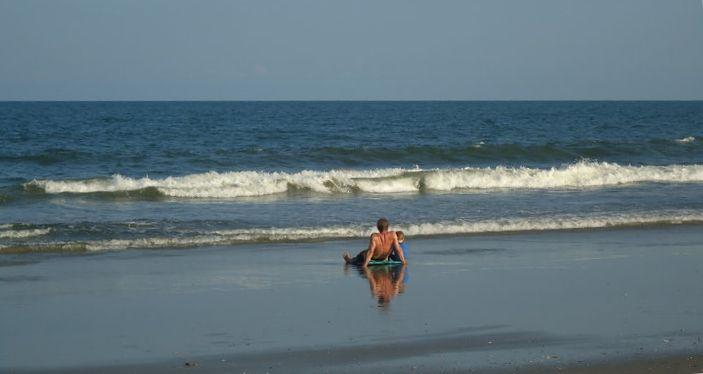 North Litchfield Beach, Caroline du Sud, États-Unis d'Amérique