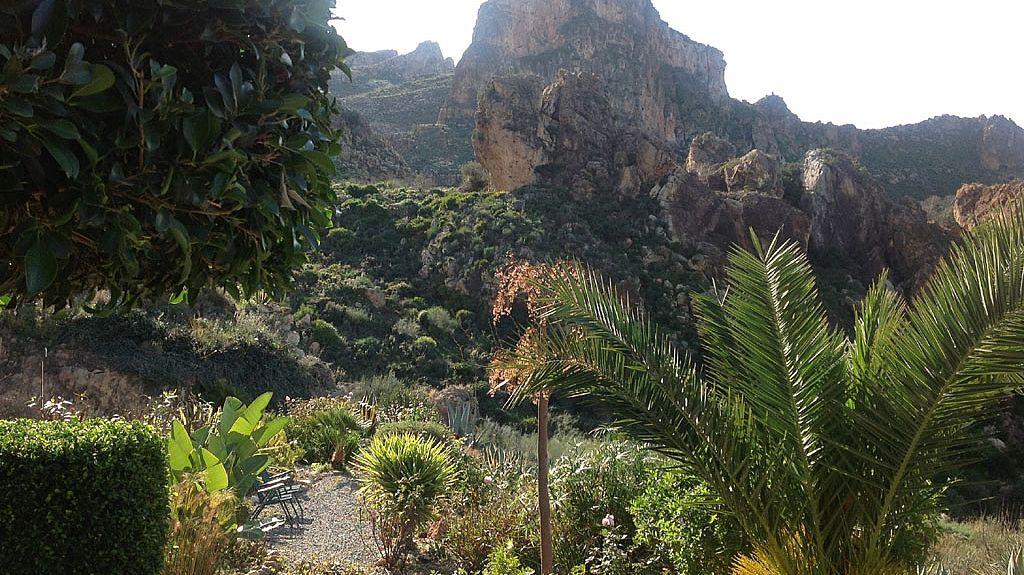 Vista de los Ángeles-Rumina, Almería, Spain