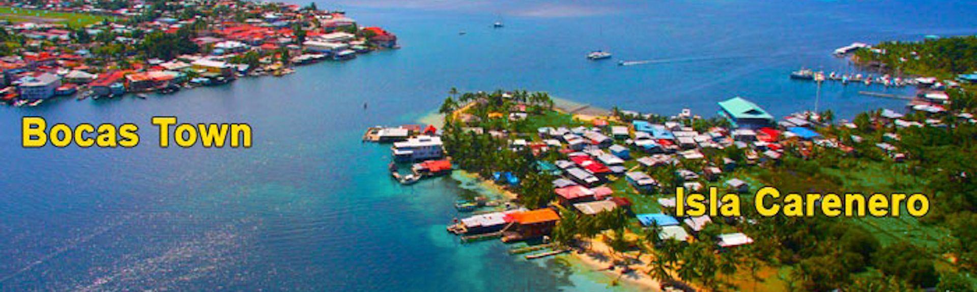 Bocas del Toro, Bocas del Toro, Panamá
