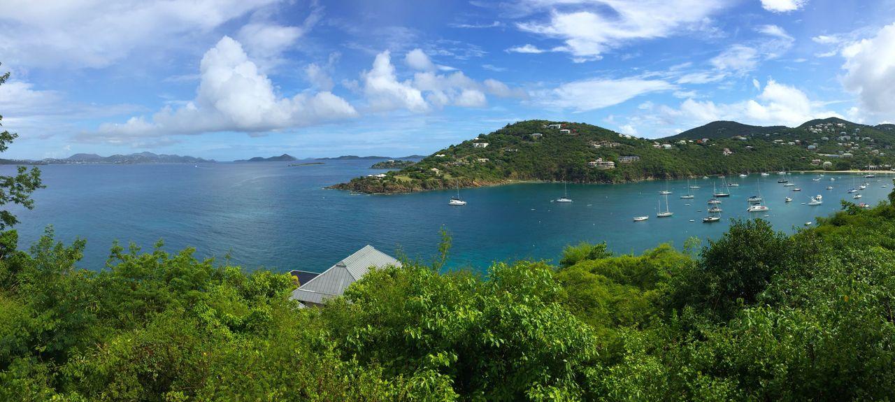 Great Cruz Bay, Cruz Bay, US Virgin Islands