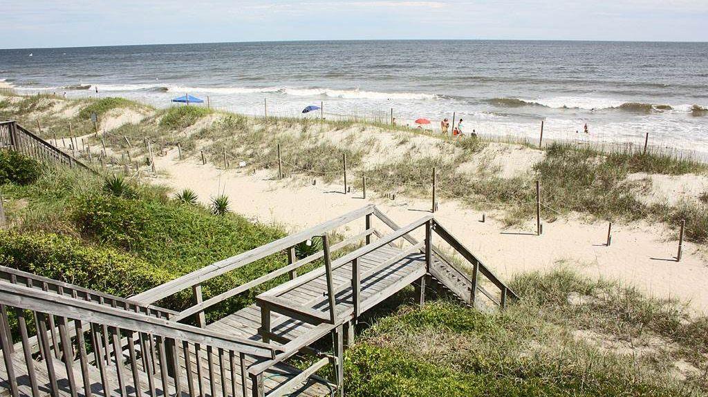Campo de golf Sandpiper Bay, Sunset Beach, Carolina del Norte, Estados Unidos