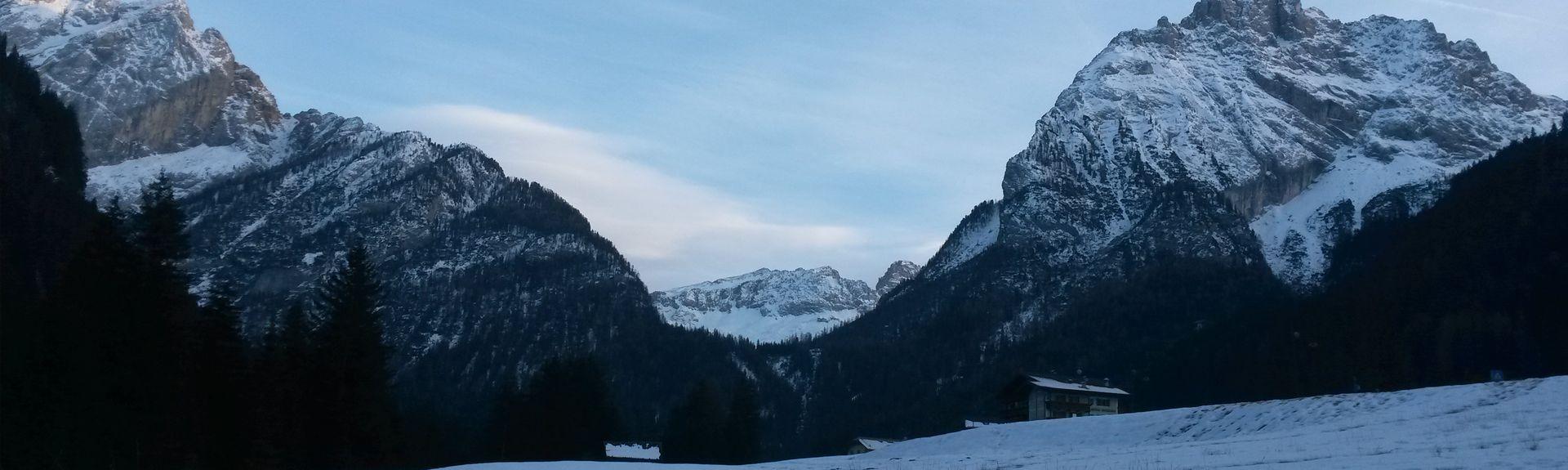 Ortisei-Furnes Gondola, Ortisei, Trentino-Alto Adige, Italy