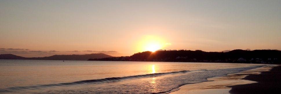 Praia do Santinho, Florianópolis, Santa Catarina, Brasil
