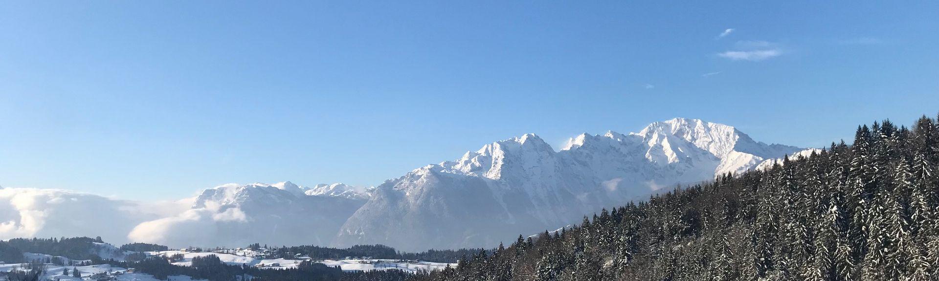 Salzburg-Aigen, Salzbourg, Autriche