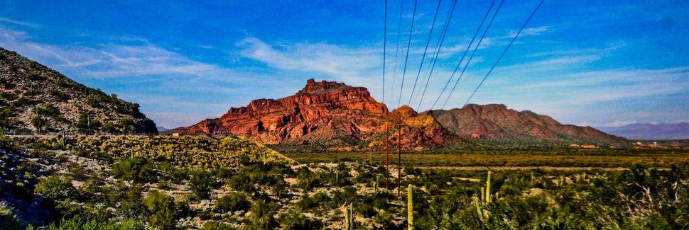 Red Mountain Ranch, Mesa, Arizona, Verenigde Staten