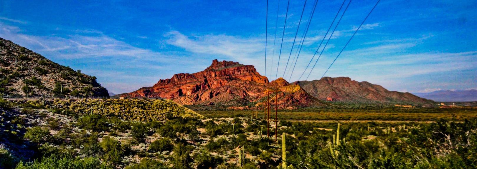 Red Mountain Ranch, Mesa, Arizona, United States of America
