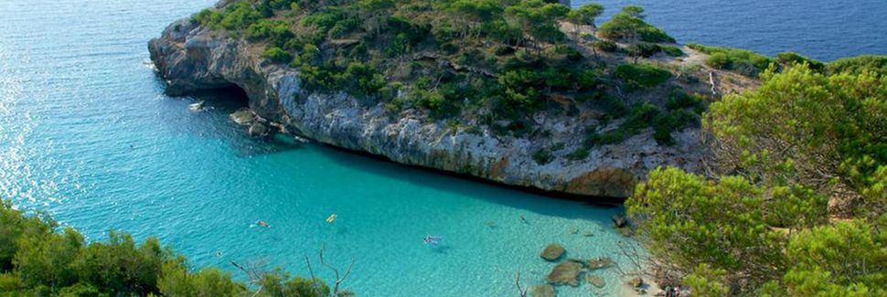 Vallgornera, les Îles Baléares, Espagne