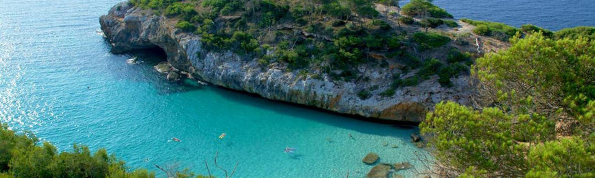Vallgornera, Balearic Islands, Spain