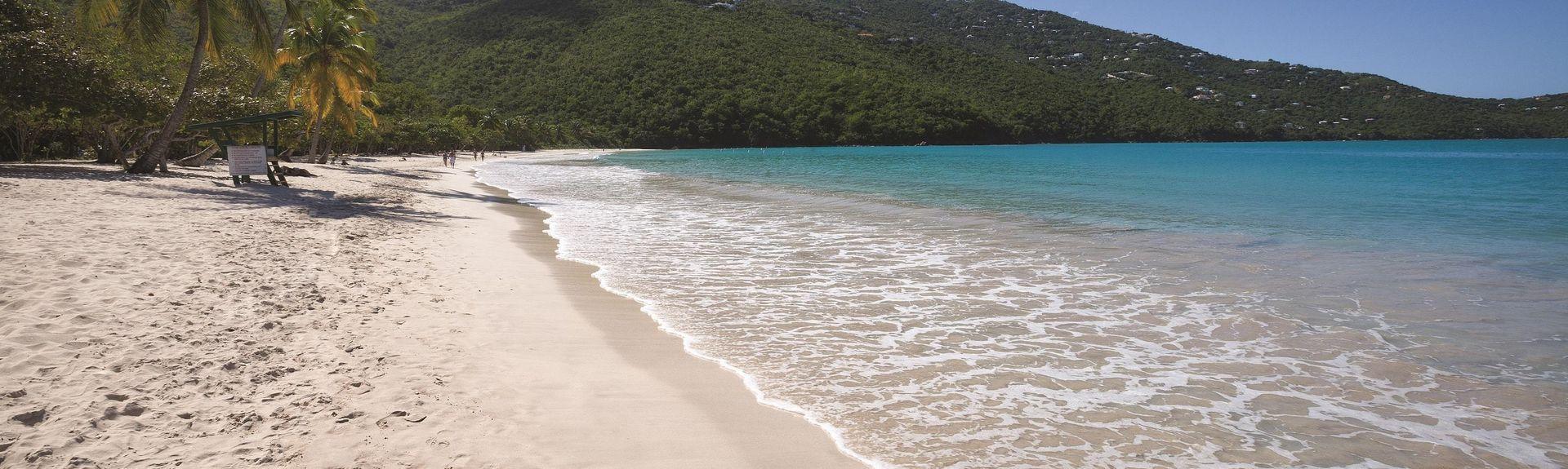 Elysian Beach Resort (Estate Nazareth, St. Thomas, Îles Vierges des États-Unis)