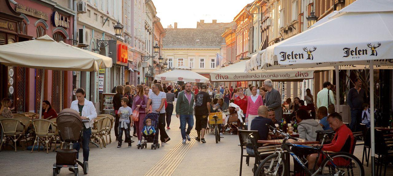 Novi Sad, Voïvodine, Serbie