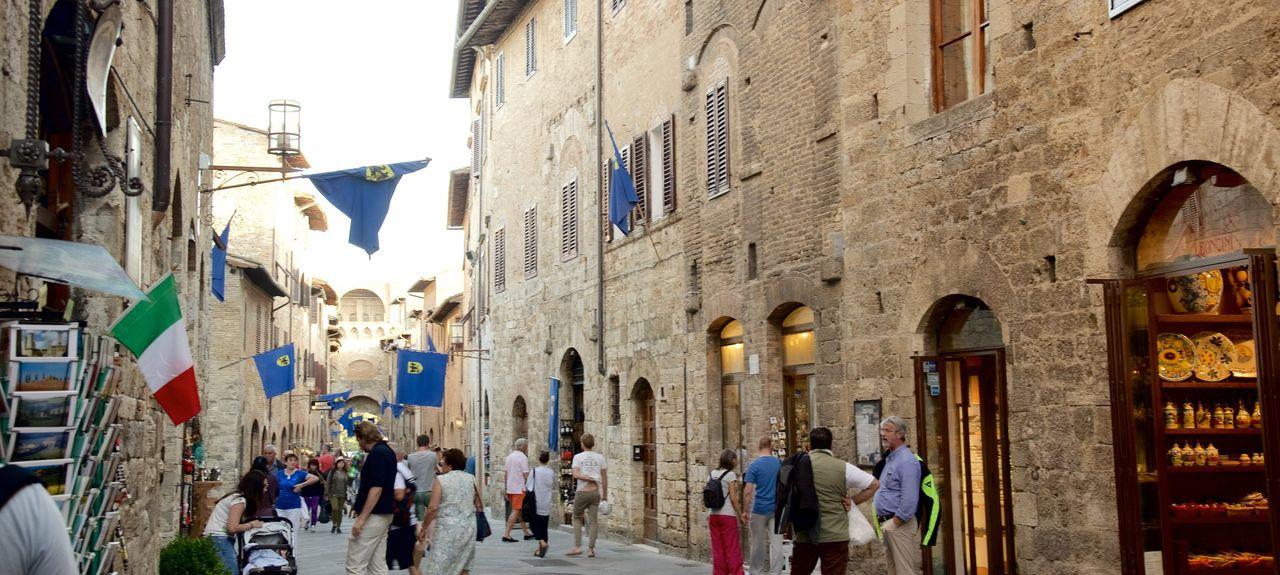 Casole d'Elsa, Siena, Tuscany, Italy