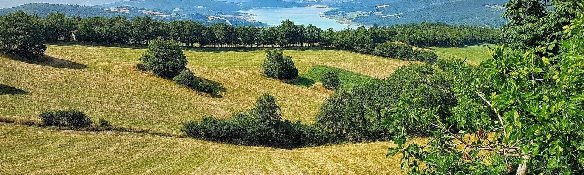 Anghiari, Toscana, Italien