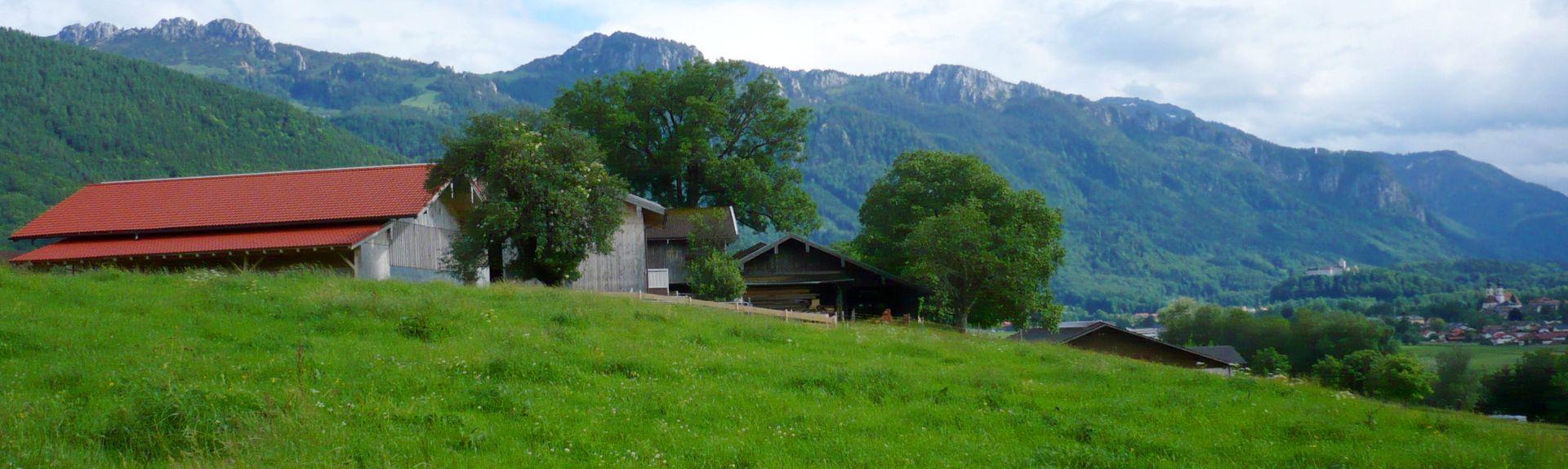 Bad Aibling, Bavière, Allemagne