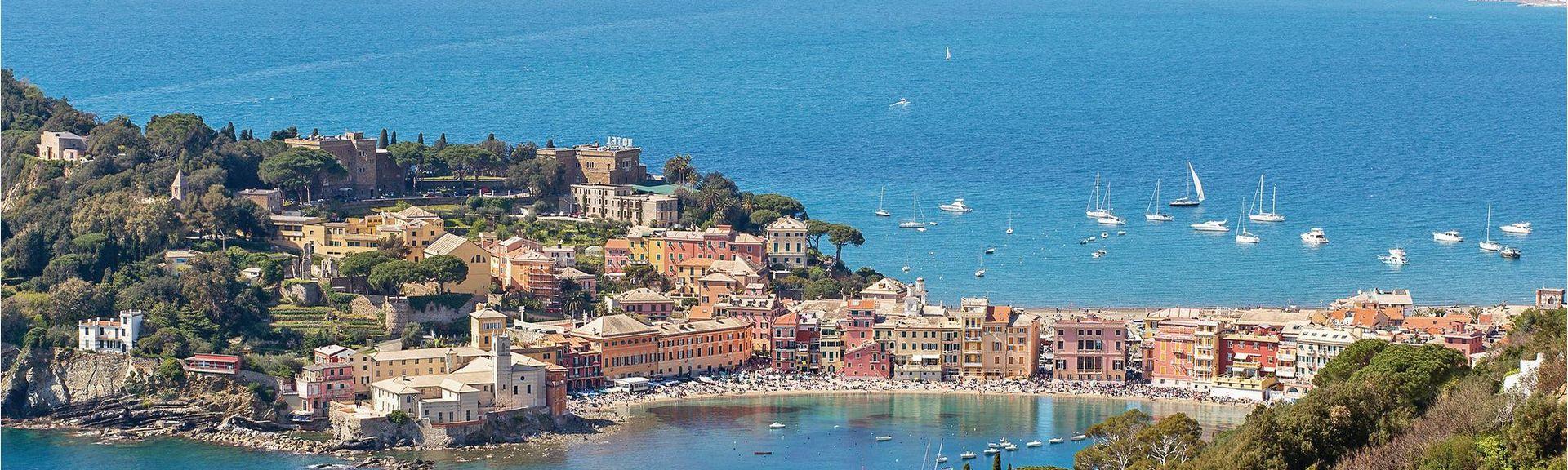 Montebruno, Metropolitan City of Genoa, Liguria, Italy