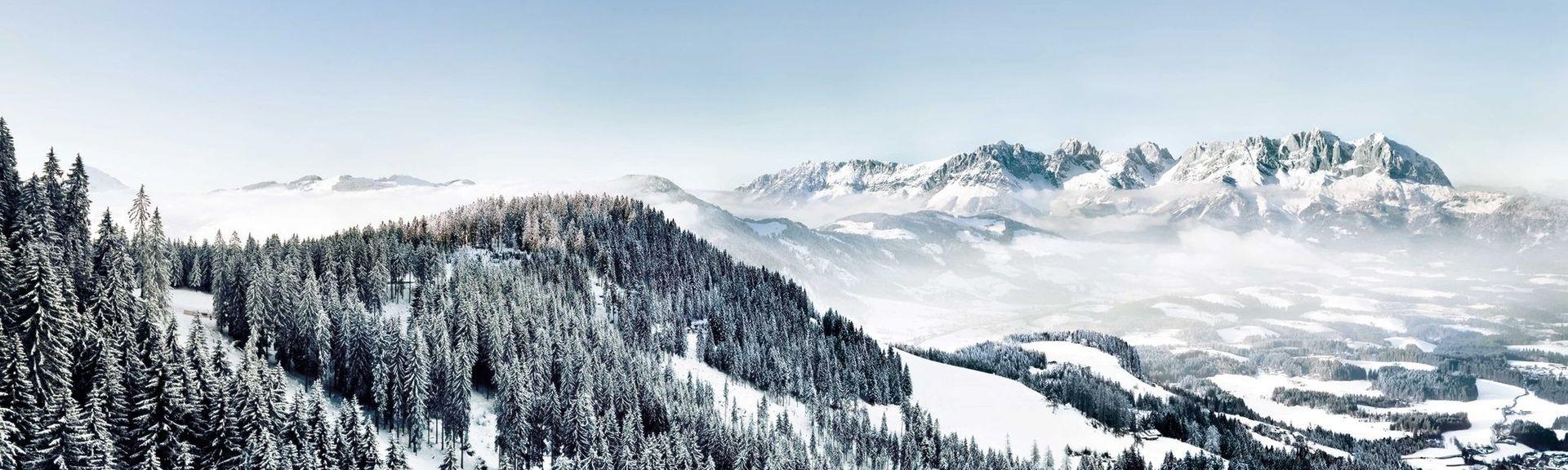 Saalbach-Hinterglemm skiområde, Saalbach-Hinterglemm, Salzburg (stat), Østerrike