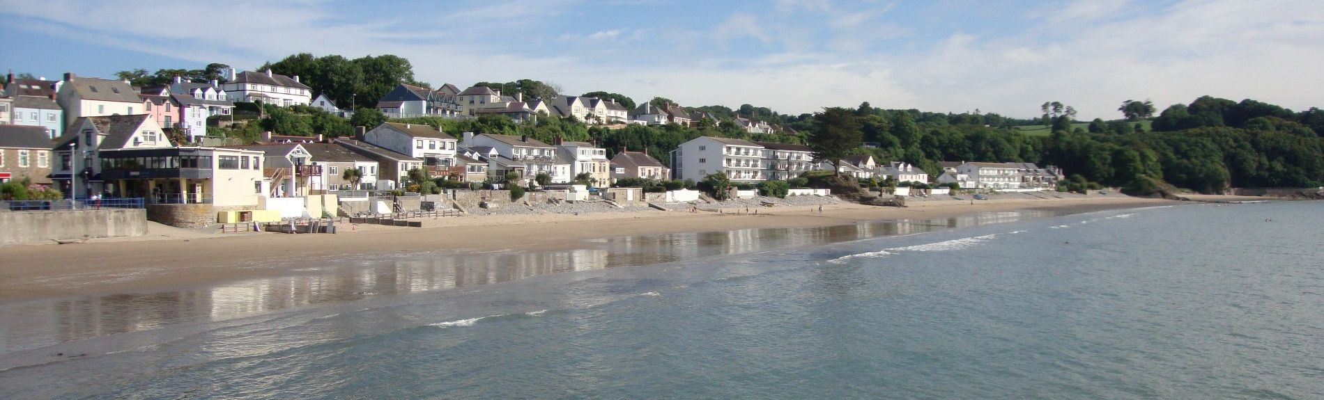 Amroth, Narberth, Pays de Galles, Royaume-Uni