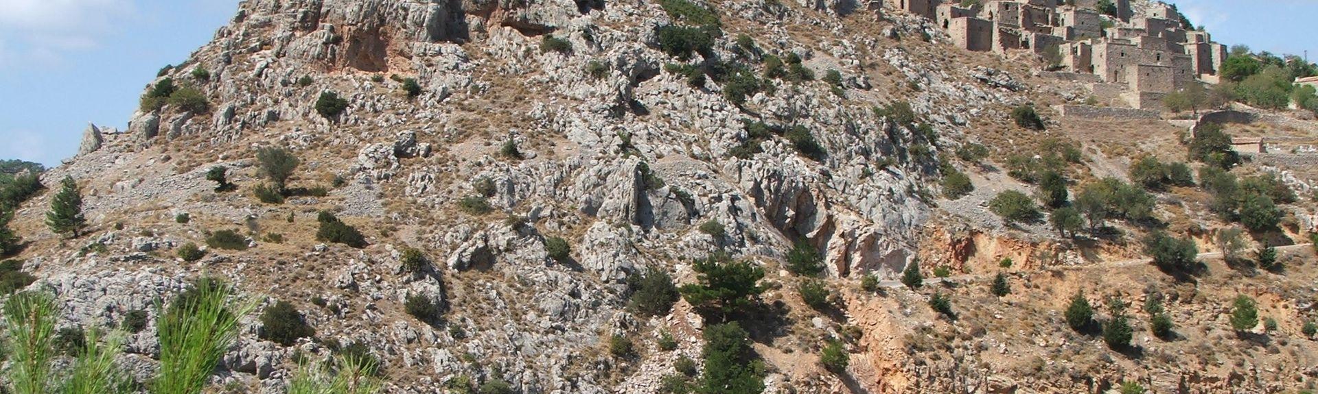 Kardamila, Greece