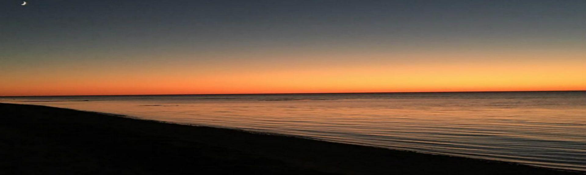 Aboiteau Beach, Cap-Pele, New Brunswick, Canada