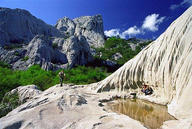 Stara Baška, Croatia