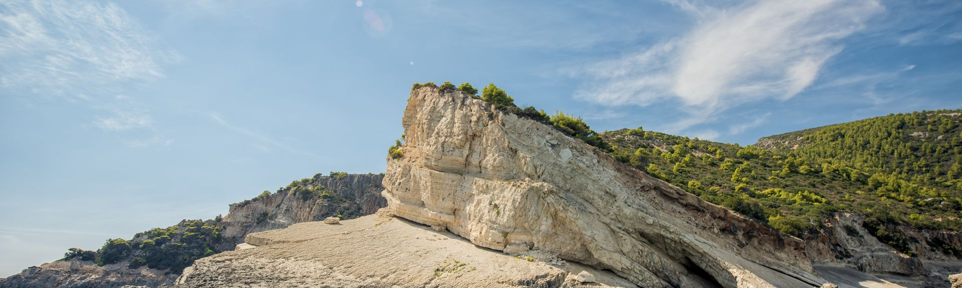 Kalamaki Beach, Kalamaki, Peloponnes, Hellas