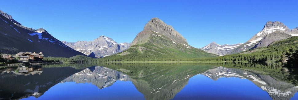 Great Northern Mountain (montagne), Montana, États-Unis