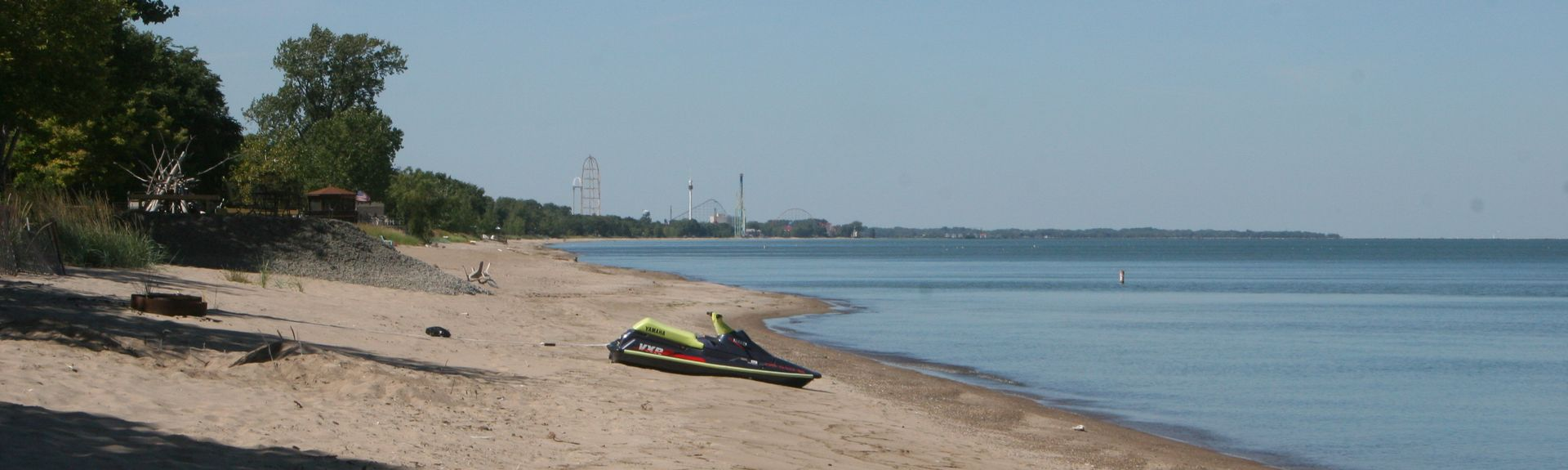 Nickel Plate Beach, Huron, Ohio, United States