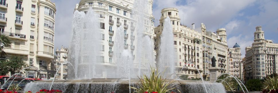 Russafa, València, Valencia, Spain