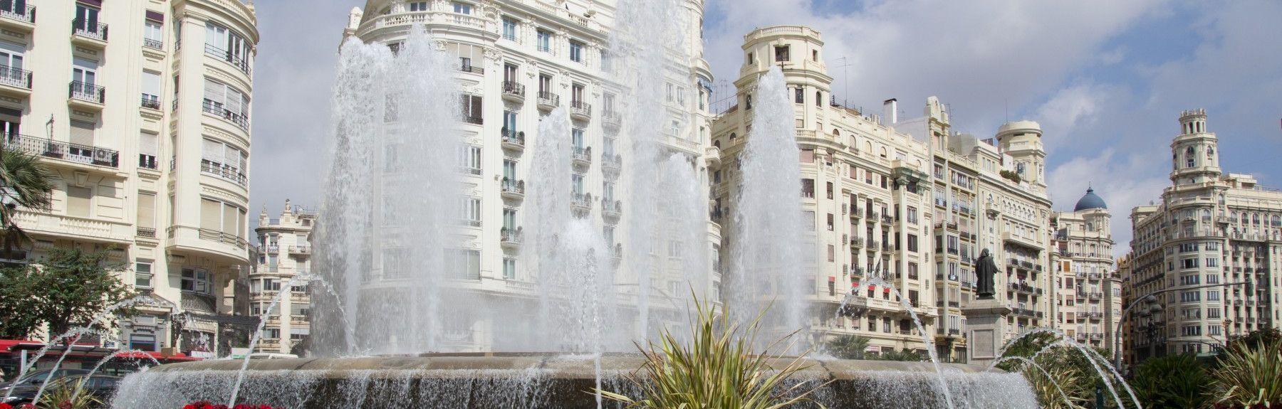 Ruzafa, Valencia, Valencia, Spanje