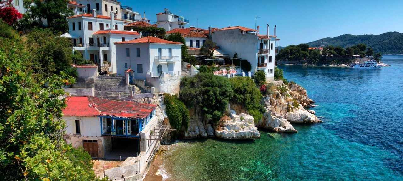 Skiathos, Greece (Island)