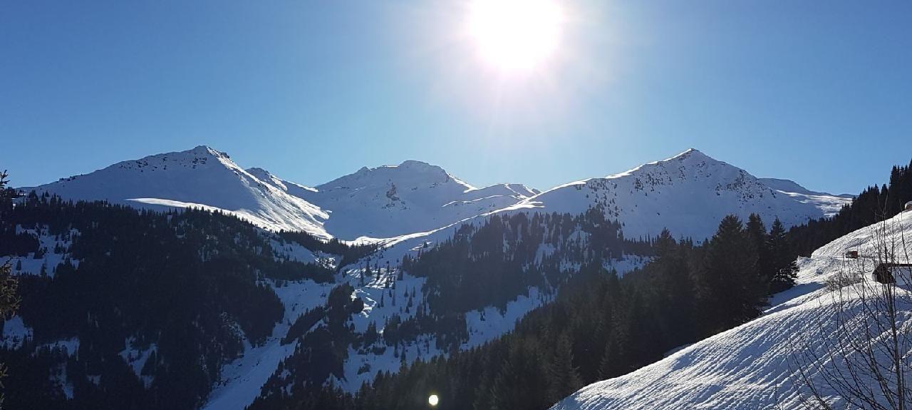 Grüsch, Graubünden, Zwitserland